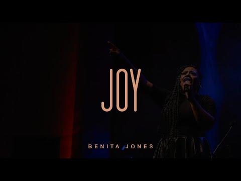 Joy (Official Live) - Benita Jones