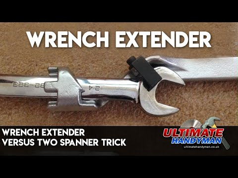Wrench extender versus two spanner trick - UC9iG0cCwPrKVGPcaG_K5WHw