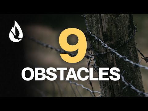9 Obstacles that Hinder Prayer