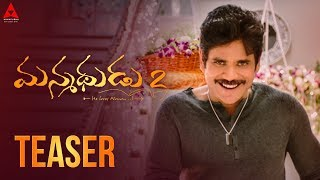 Video Trailer Manmadhudu 2