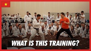 What is this training? - DK Yoo