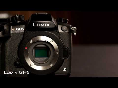 Videorecenze Panasonic Lumix DC-GH5 tělo