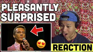 """17 y/o FIRST TIME Watching RIGHTEOUS BROTHERS """"Unchained Melody"""" 