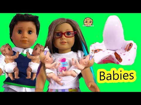Color Changing Surprise Blind Bag Babies with American Girl + Boy Video - UCelMeixAOTs2OQAAi9wU8-g