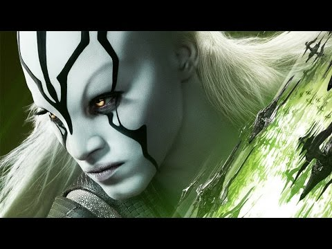Star Trek Beyond's Sofia Boutella on the Franchise's Awesome New Character - Comic Con 2016 - UCKy1dAqELo0zrOtPkf0eTMw