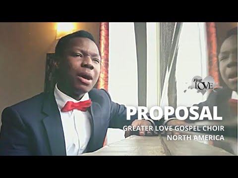 First Love Music - Proposal (Official Music Video)