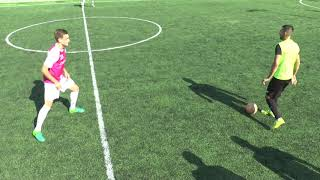 8.Binotel 2-6 Прометей #SFCK Street Football Challenge Kiev