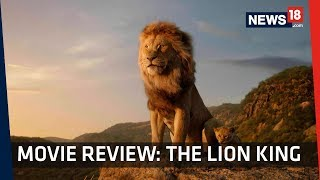 Lion king Movie Review   Despite Shah Rukh-Aryan Pairing, Film Lacks Original's Emotion