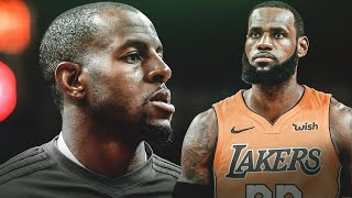 Breaking News! Lebron might get Andre Iguodala on the Lakers