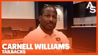 Auburn Tigers Football: Carnell Williams