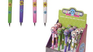 Yhon Soto Solutions - Novelty Gift Fun Candy Skull  Day of the Dead Pen