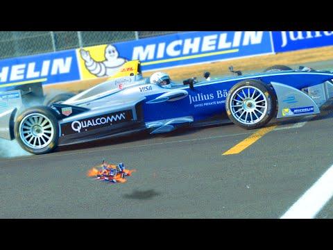 The Chase: Drone vs Formula E Car - Senna vs Speed - UC-DuRqsBQOEk_5o1q4Ze-Fg