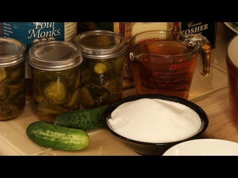 How to Make Bread and Butter Pickles - UCGnPyMtzUCfkX1aEdfPHkgg