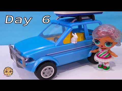 Magic Mom  LOL Surprise & Playmobil Advent Adventure Day 6 - UCelMeixAOTs2OQAAi9wU8-g