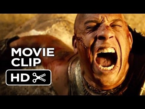 Riddick Movie CLIP - First 10 Minutes (2013) - Vin Diesel Sci-Fi Movie HD - UCkR0GY0ue02aMyM-oxwgg9g