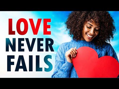 LOVE Never Fails - Morning Prayer