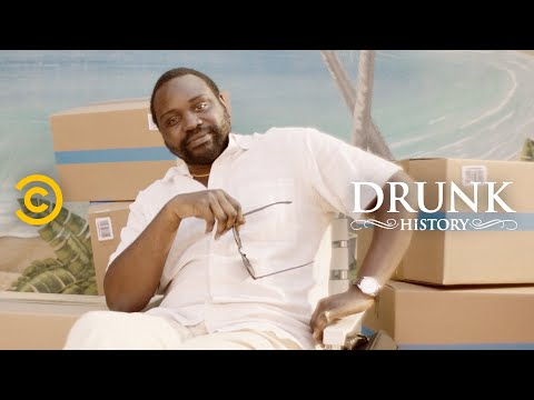 Berry Gordy and the Story of Motown (feat. Brian Tyree Henry) - Drunk History