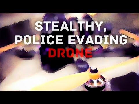 Evade Police with Ninja Drone - UCQEqPV0AwJ6mQYLmSO0rcNA