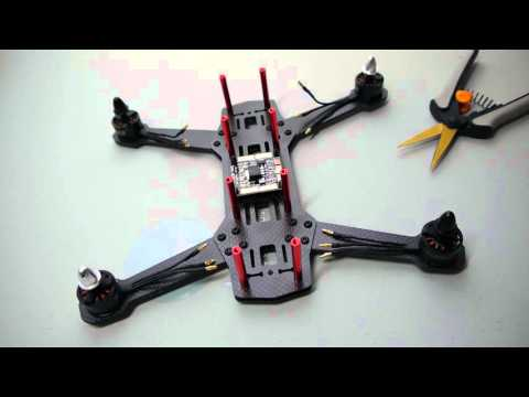 Updated: How to build a Mini Quadcopter for FPV Racing By Mini Quad Bros - UCCjuaC_180wxIzcUrJK9vMg