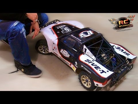 """RC ADVENTURES - Project: """"LARGE"""" / LOSi 5T  (PART 1) Axis RC Stand - UCxcjVHL-2o3D6Q9esu05a1Q"""