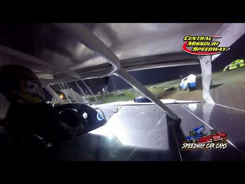 #05 Jeremy Lile - B Mod - 7-4-2021 Central Missouri Speedway - In Car Camera - dirt track racing video image