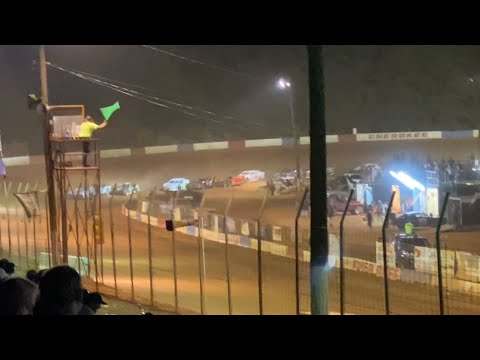 9/5/2021 Thunder Bomber Cherokee Speedway - dirt track racing video image