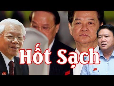 Vụ ông Đinh La Thăng,TBT Nguyễn Phú Trọng tung cú đấm thép khiến Nguyễn Tấn Dũng sợ hú vía