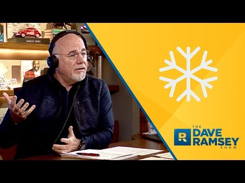 Do YOU Have What It Takes? - Epic Dave Ramsey Rant