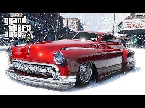 GTA 5 - NEW LEGENDARY HERMES CHRISTMAS CAR!! (GTA 5 Doomsday Heist DLC Update) - UC2wKfjlioOCLP4xQMOWNcgg
