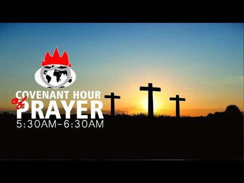 DOMI STREAM: COVENANT HOUR OF PRAYER  28, FEB. 2020
