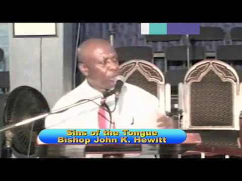 Bethel Bible Teaching pre-recorded and aired May 21, 2020 Bishop John K. Hewitt