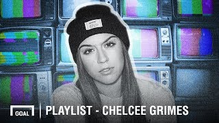 Chelcee Grimes – juggling a music career, playing for Fulham and loving Liverpool