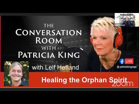 Are you under an Orphan Spirit? Join Patricia King & Leif Hetland