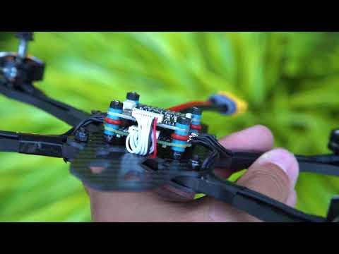 New HobbyWing G2 45A BLheli32 4:1 ESC + Flight Controller - UC3NlhIujLgJdZD2T2YOLkCQ