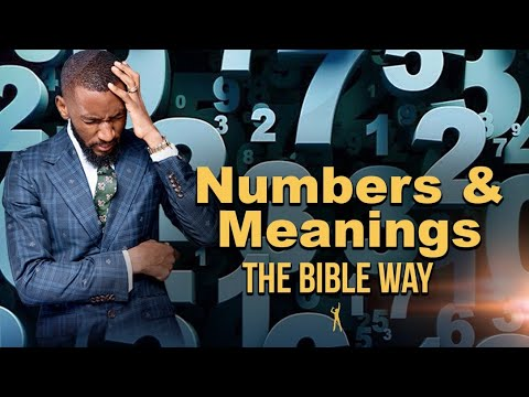 Numbers & Meaning's The Bible Way!!  Prophet Passion Java