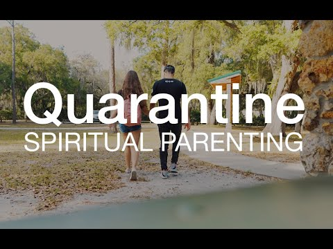 Spiritual Parenting  LIFE IN HIS PRESENCE