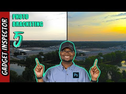 How to Get Better Photos with the Parrot ANAFI using Photo Bracketing | Episode 5 - UCMFvn0Rcm5H7B2SGnt5biQw