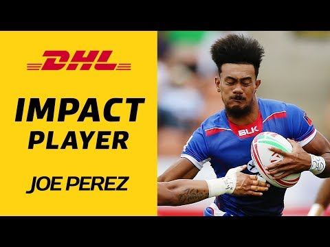 DHL Impact Player: Joe Perez's phenomenal Sydney Sevens Performance