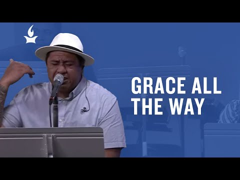 Grace All The Way (spontaneous) -- The Prayer Room Live