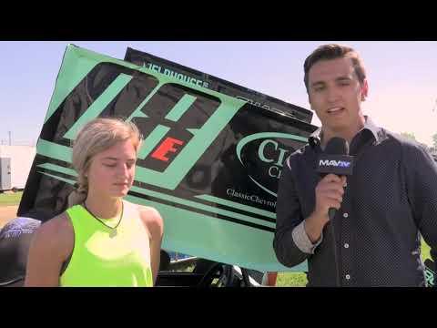 Charleston Speedway Pit Walk - 6/16/2021 - dirt track racing video image