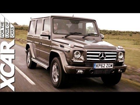 Mercedes-Benz G-Class: It gets under your skin - UCwuDqQjo53xnxWKRVfw_41w