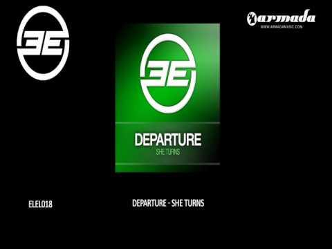 Departure - She Turns (Original Mix) (ELEL018) - UCGZXYc32ri4D0gSLPf2pZXQ