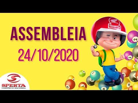 Sperta Consórcio - Assembleia - 24/10/2020