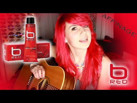 Get Red Hair No Pre Bleaching With Hi Lift Affinage B