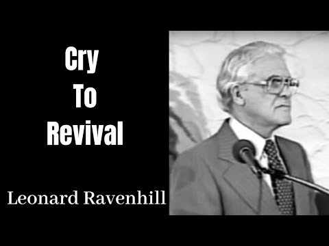 Cry for Revival  - Leonard Ravenhill
