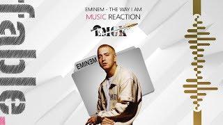 Eminem -  The Way I Am (REACTION) - EMGK Week - Episode 4