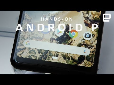 Android P Hands-on - UC-6OW5aJYBFM33zXQlBKPNA