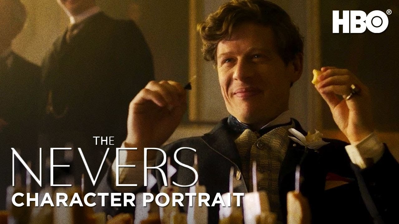 The Nevers: Interview with Tom Riley & James Norton | HBO