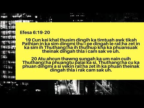 DEVOTION NI (30) NAK  RALHATNAK HRANG THLACAMNAK