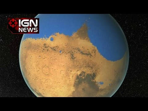 NASA Reveals Mars May Once Have Had a Massive Ocean - IGN News - UCKy1dAqELo0zrOtPkf0eTMw